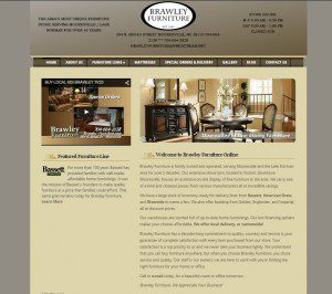 brawley furniture website