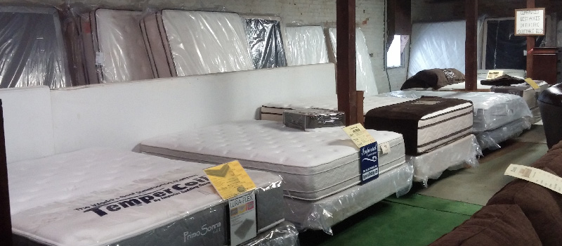 Beds in Troutman, North Carolina