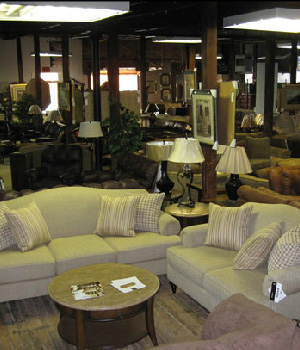 Furniture Lines & Products in Troutman, Norh Carolina