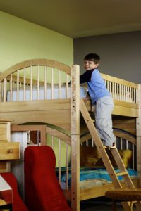 choosing the right beds for your children